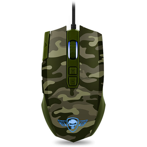 Spirit of Gamer Elite-M50 Army Edition 2 pas cher