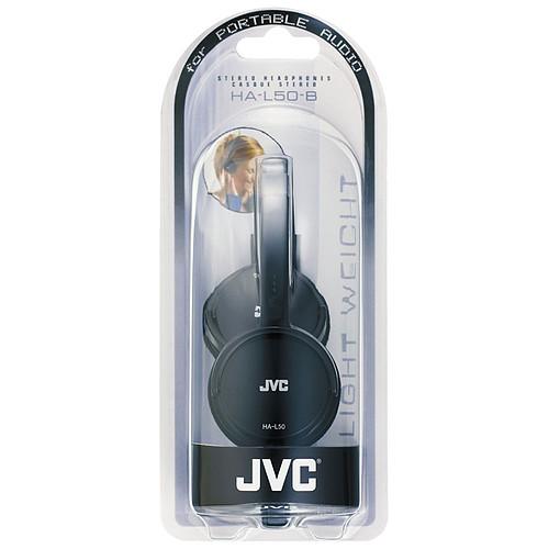 JVC HA-L50 Noir pas cher