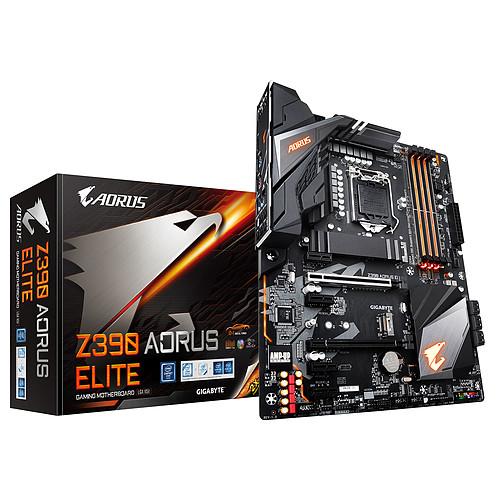 Gigabyte Z390 AORUS Elite pas cher
