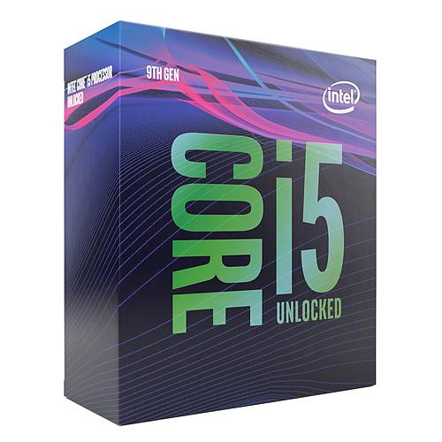 Intel Core i5-9600K (3.7 GHz / 4.6 GHz) pas cher