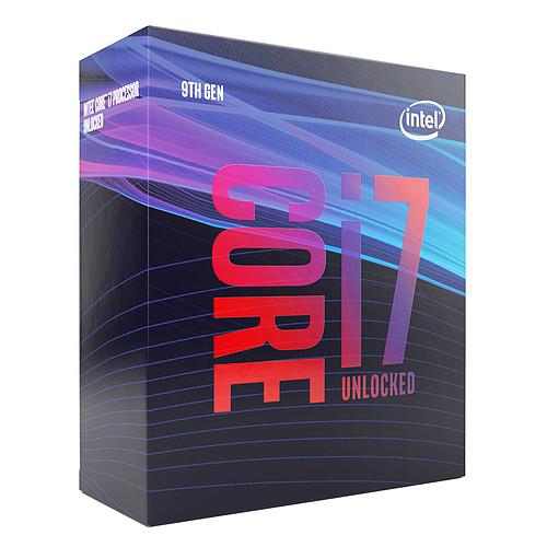 Intel Core i7-9700K (3.6 GHz / 4.9 GHz) pas cher