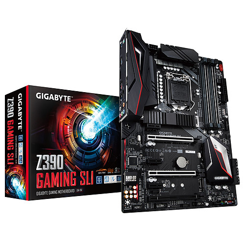 Gigabyte Z390 Gaming SLI pas cher