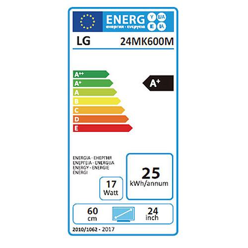 """LG 24"""" LED 24MK600M-B pas cher"""