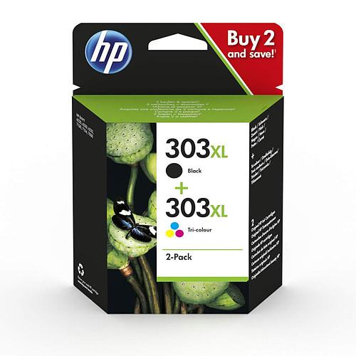 HP 303XL Pack - 3YN10AE pas cher