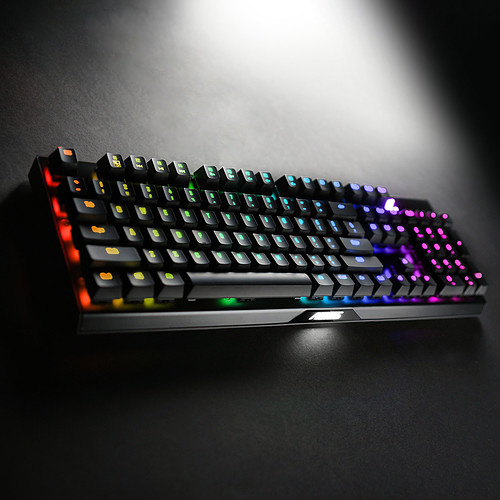 Aorus K9 Optical (Flaretech Blue) pas cher