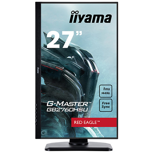 "iiyama 27"" LED - G-MASTER GB2760HSU-B1 Red Eagle pas cher"