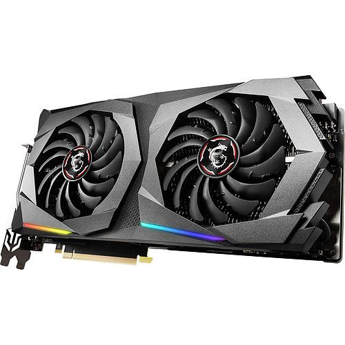 MSI GeForce RTX 2070 GAMING Z 8G pas cher