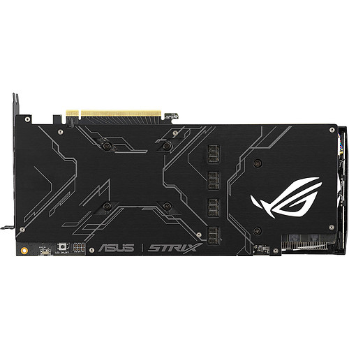 ASUS GeForce RTX 2070 ROG-STRIX-RTX2070-O8G-GAMING pas cher