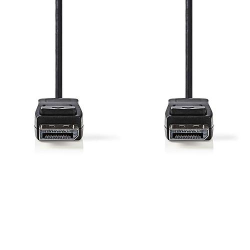 Nedis cordon DisplayPort 1.2 compatible 4K (2 mètres) pas cher