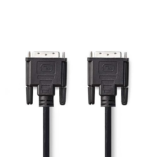 Nedis Câble DVI-D (2 mètres) pas cher