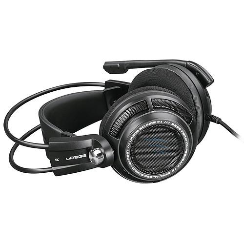uRage SoundZ 7.1 Noir pas cher