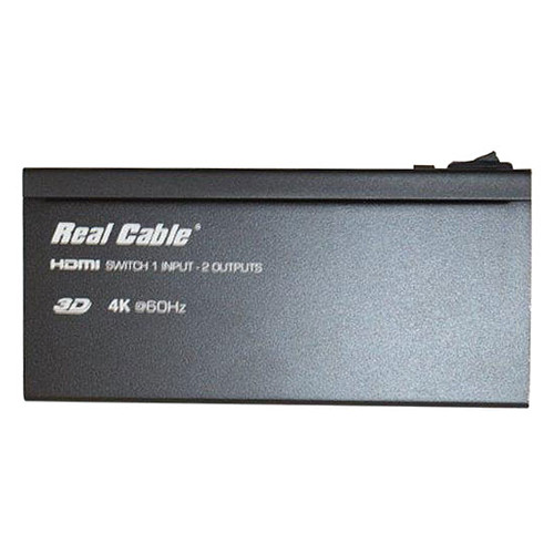 Real Cable HDS12-4K pas cher