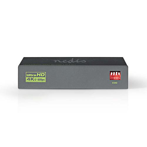 Nedis Splitter HDMI 4K@60Hz - 4 ports pas cher