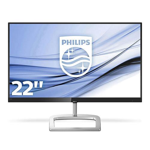 "Philips 21.5"" LED - 226E9QDSB pas cher"