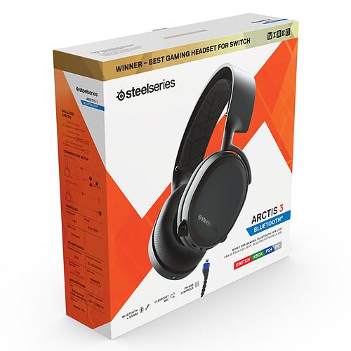 SteelSeries Arctis 3 Bluetooth 2019 (noir) pas cher