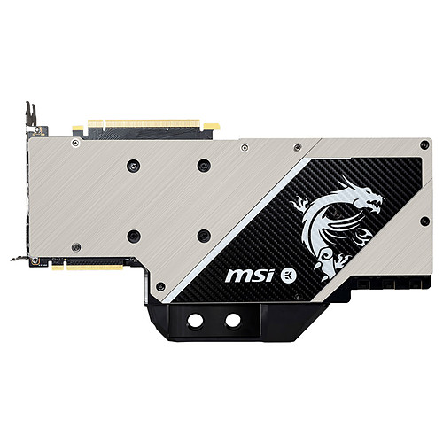 MSI GeForce RTX 2080 SEA HAWK EK X 8G pas cher