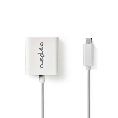 Nedis Adaptateur USB-C / VGA (M/F) pas cher