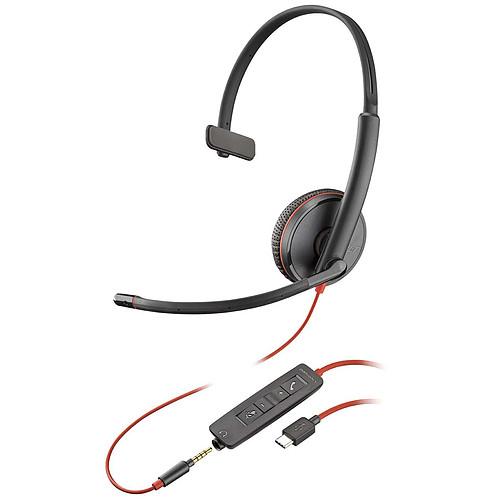 Plantronics Blackwire C3215 USB-C pas cher