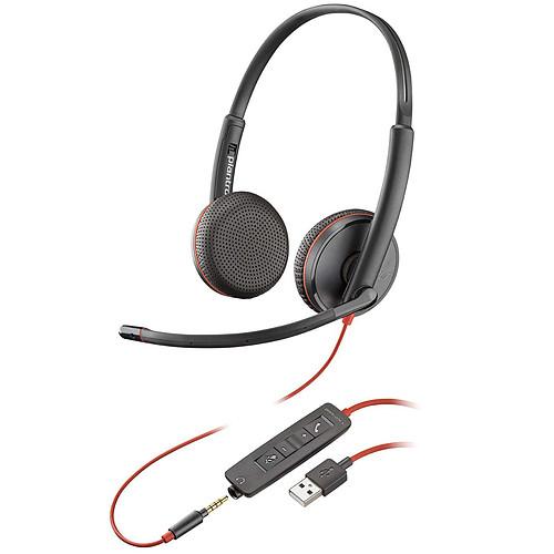 Plantronics Blackwire C3225 USB-A pas cher