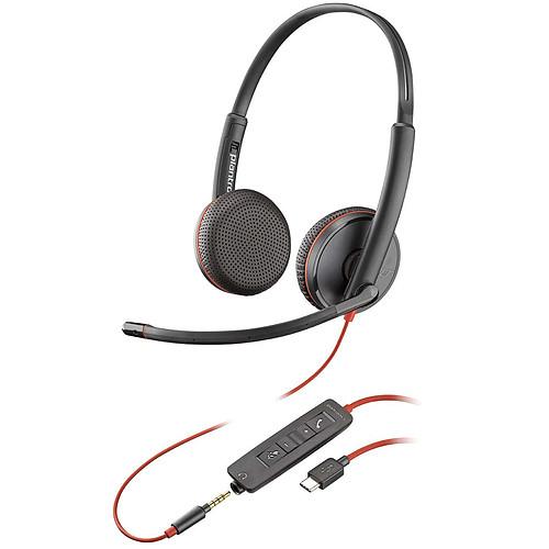 Plantronics Blackwire C3225 USB-C pas cher
