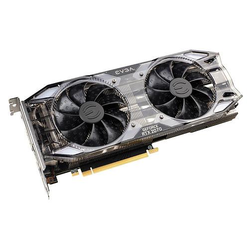 EVGA GeForce RTX 2070 XC pas cher