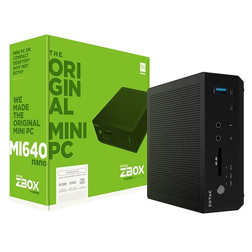 ZOTAC ZBOX MI640 nano pas cher