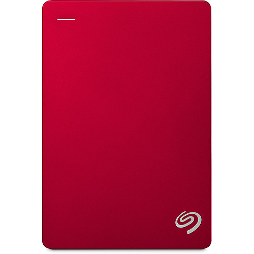 Seagate Backup Plus 5 To Rouge (USB 3.0) pas cher