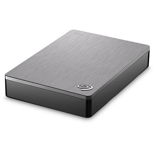 Seagate Backup Plus 5 To Gris (USB 3.0) pas cher