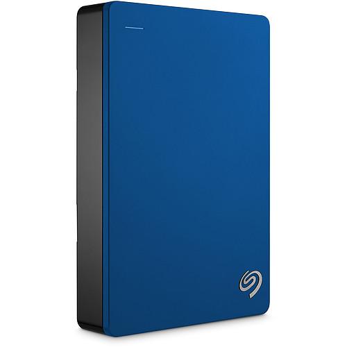 Seagate Backup Plus 5 To Bleu (USB 3.0) pas cher