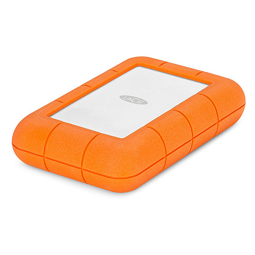 LaCie Rugged RAID Pro (4 To) pas cher
