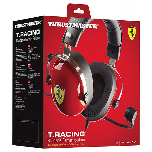 Thrustmaster T.Racing Scuderia Ferrari Edition pas cher