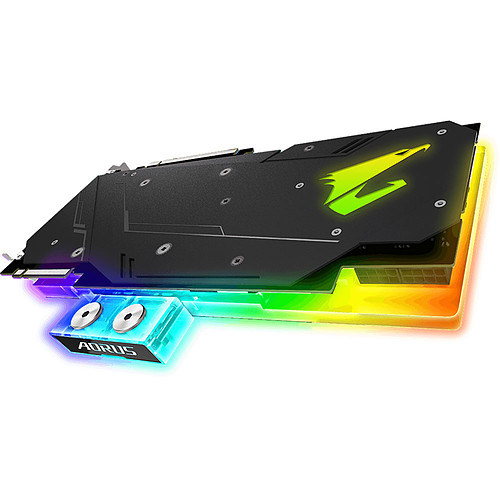 Gigabyte AORUS GeForce RTX 2080 Ti XTREME WATERFORCE WB 11G pas cher