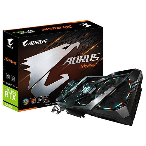 Gigabyte AORUS GeForce RTX 2080 Ti Xtreme 11G pas cher