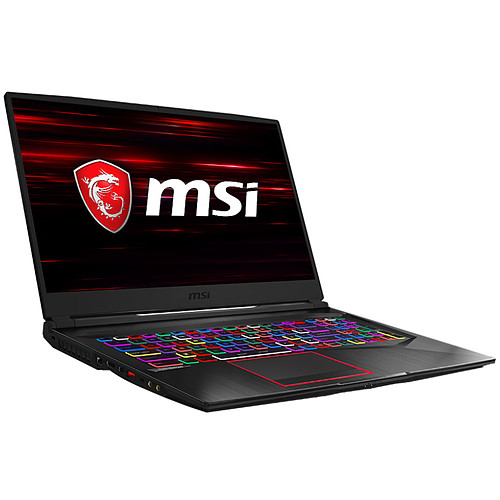 MSI GE75 Raider 8RE-015FR pas cher