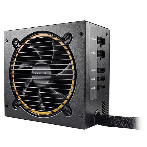 be quiet! Pure Power 11 500W CM 80PLUS Gold pas cher
