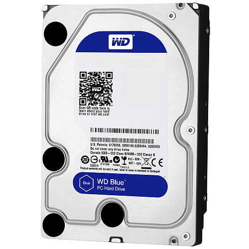 WD Blue 2 To SATA 6Gb/s 64 Mo pas cher