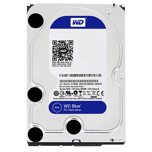 Western Digital WD Blue Desktop 1 To SATA 6Gb/s 64 Mo pas cher