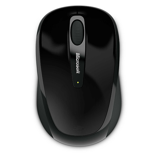 Microsoft Wireless Mobile Mouse 3500 Noire pas cher