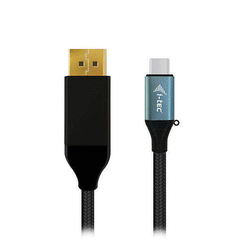 i-tec câble USB-C / DisplayPort (M/M) pas cher