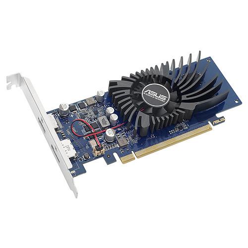ASUS GeForce GT 1030 2 Go - GT1030-2G-BRK pas cher