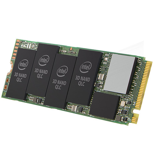 Intel SSD 660p 2 To pas cher