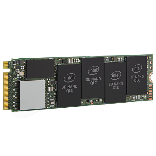Intel SSD 665p 2 To pas cher