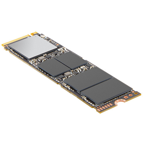 Intel SSD 760p 2 To pas cher