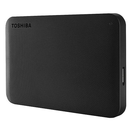 Toshiba Canvio Ready 4 To Noir pas cher