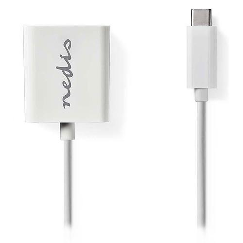 Nedis Adaptateur USB-C / HDMI (M/F) pas cher