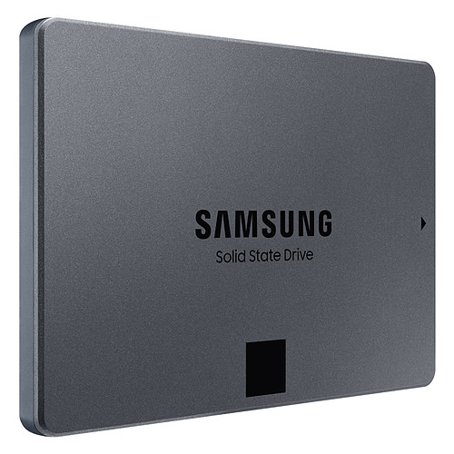 Samsung SSD 860 QVO 4 To pas cher