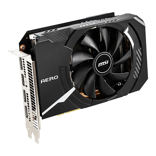 MSI GeForce RTX 2070 AERO ITX 8G pas cher