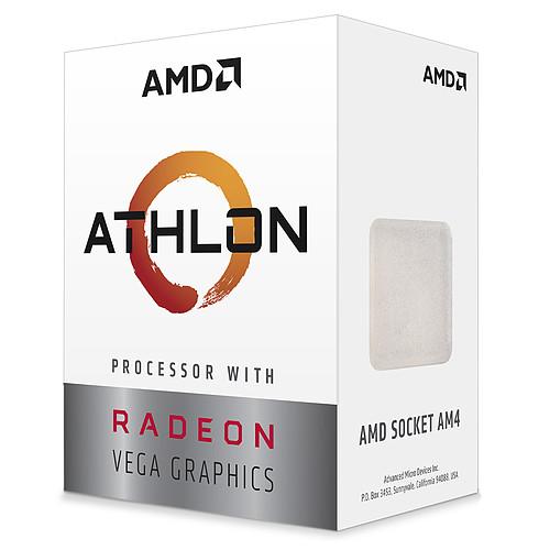 AMD Athlon 200GE (3.2 GHz) pas cher