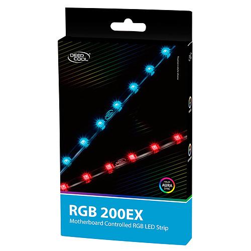 Deepcool RGB 200 EX pas cher