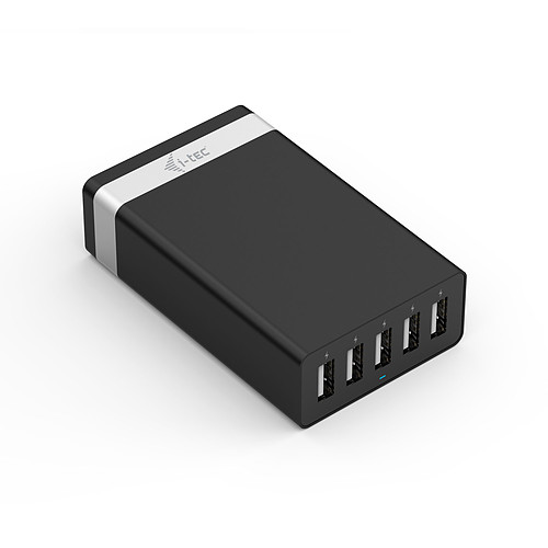 i-tec Advance USB Smart Charger 5 Port 40W / 8A pas cher